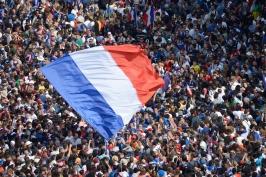 OBRAZEM: Francii, ale i Chorvatsko zaplavila vlna euforie, desetitisíce lidí slavily v ulicích