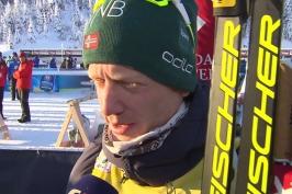 Bö po výhře ve sprintu: Měl jsem fantastické lyže. Na trati to tak bylo snadné