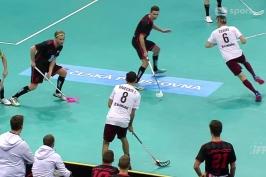 Sestřih utkání Lotyšsko - Německo