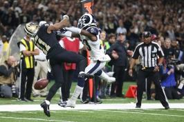 Bradyho s Belichickem čeká rekordní devátý Super Bowl, Saints po minele rozhodčích cítí křivdu