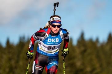 Jislová se po nemoci vrací do biatlonového SP, Šlesingr začne IBU Cupem