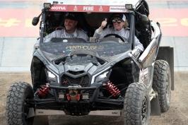 Roučková chce Dakar dokončit po čtyřkolce i v bugině. Na Dakaru se prostě nespí, říká