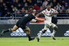 All Blacks vyhráli i druhý přípravný zápas ve Francii, v Lyonu zvítězili 28:23