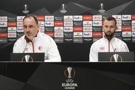 Hušbauer: Stačí nám remíza, proti Petrohradu ale budeme hrát na výhru