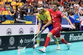 Sestřih utkání Švédsko – Švýcarsko