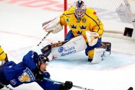 Švédové už podruhé ztratili slibný náskok a v derby podlehli Finům