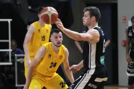 Basketbalisté Opavy tápou, Nymburku podlehli o dva body