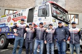 Buggyra slaví 50 let, jubileum si chce osladit úspěchem na Rallye Dakar