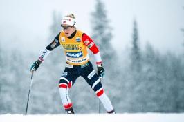 Další triumf v distančním závodě. Johaugová neměla konkurenci ani v Davosu