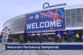 Florbalový šampionát se povedl, organizátoři si pochvalovali návštěvnost