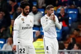 Real doma zkolaboval. Šlágr v Seville vítěze nepoznal a Barcelona uniká