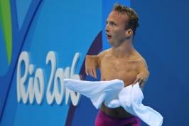 Petráčkova cesta za zlatem: 50 metrů v bazénu a 25 let s handicapem