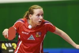 Velký úspěch českého stolního tenisu. Matelová si ve čtyřhře zahraje na Grand Finals