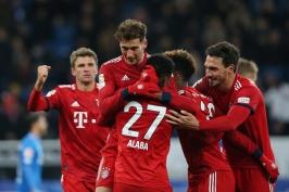 Přijímáme roli lovců Dortmundu, říkají po výhře hráči Bayernu a slovně dostávají rivala pod tlak
