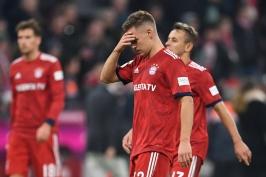 Bayern v závěru přišel o vítězství, na druhém místě ho nahradil Mönchengladbach