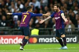 Messi je zpátky, ale ani jeho góly Barcelonu nespasily. Real vyhrál ve Vigu