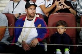 Messi je po jedenácti dnech zpět na hřišti. Možná nastoupí už o víkendu