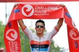Triatlonový Challenge Prague 2018 patřil Gómezovi, Kočař stlačil čas pod čtyři hodiny