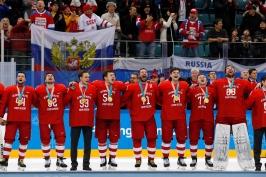 Olympijskou hymnu Rusové přezpívali. Věděli jsme, že to uděláme, prohlásil Kovalčuk