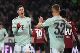 Bayern si pohrál s Hannoverem, náskok Dortmundu nicméně nestáhl