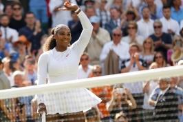 Williamsová je po obratu v semifinále Wimbledonu, Slovenka Cibulková naopak končí