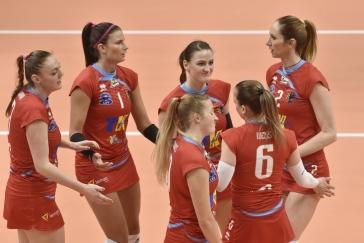 ŽIVĚ: Osmifinále Poháru CEV Prostějov – Alba Blaj