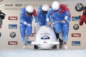 Dvořák dojel v Innsbrucku pátý a udělal si kariérní maximum ve čtyřbobech. Friedrich znovu vyhrál