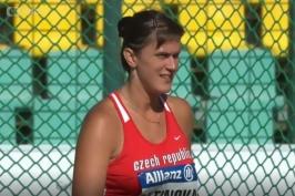 Datinská a Kisý přidali další medaile pro ČR na ME handicapovaných atletů