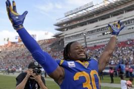 """Jízdu Rams nezastavil ani Rodgers, Minnesota další """"zázrak"""" nepředvedla"""