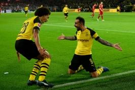Dortmund vyhrál bitvu s Bayernem, před ten se dostalo i Lipsko