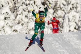 Vítková byla ve sprintu nejrychlejší Češkou. Na skvělé vlně se dál plaví Wiererová