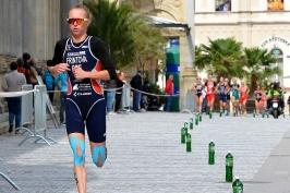 Triatlonistka Frintová se v Karlových Varech střetne se světovou špičkou