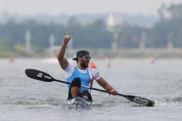 Dostál obhájil titul mistra světa na pětistovce, Fuksa získal bronz
