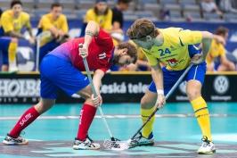Sestřih utkání Švédsko – Norsko
