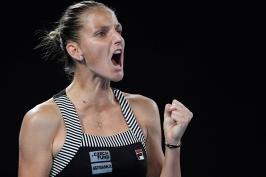Plíšková zvládla třísetovou bitvu a je potřetí v řadě v osmifinále na Australian Open