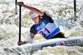Mladým českým vodákům se na ME v Bratislavě daří, mají další medaile