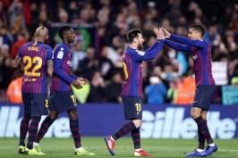 Barcelona v poháru postoupila, srazit vaz jí ale může neoprávněný start hráče