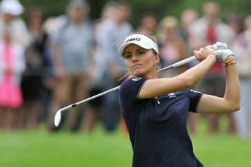 Spilková vstoupí do LPGA v Austrálii, pak zamíří do USA. Držím se u země, tvrdí