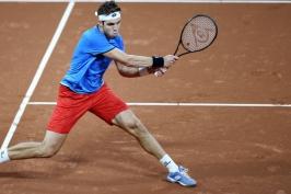 Veselý: Davis Cup je vždycky zrádný, musíme předvést nejlepší výkon