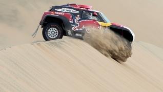Sestřih 9. etapy Rallye Dakar