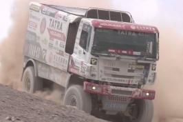 Šoltys se nedobrovolně rozloučil s Dakarem