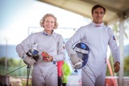 Pětibojaři Kuf s Přibylovou vyhráli štafetu na Světovém poháru v Bulharsku