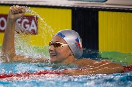 Seemanová v Buenos Aires dál září, doplavala si pro druhé zlato