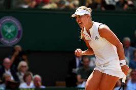 Kerberová je znovu ve finále a zopakuje si předloňský souboj se Serenou Williamsovou