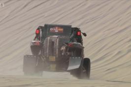 Olga Roučková a Gabriela Novotná pokračují na Rallye Dakar