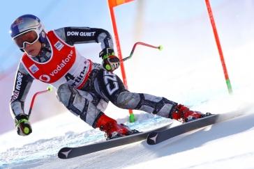 Ledecká dokončila sjezd v Cortině d'Ampezzo jako sedmnáctá, zvítězila Siebenhoferová