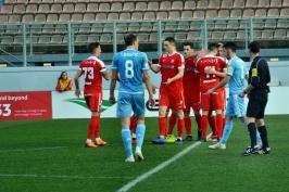 Brno ovládlo Tipsport ligu podruhé v řadě. Ve finále rozstřílelo Slovan Bratislava