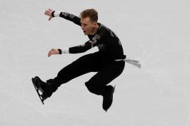 Krasobruslař Březina si zajistil finále Grand Prix