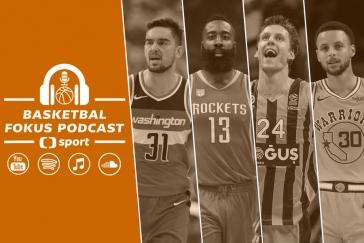 Basketbal fokus podcast: Jakou budoucnost má Tomáš Satoranský v NBA?