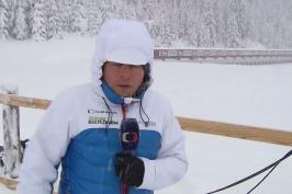 V Hochfilzenu si na nedostatek sněhu nestěžují